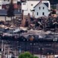 После произошедшей в Канаде ж/д катастрофы, в результате которой погибло 47 человек и был нанесен серьёзный ущерб не только городской инфраструктуре, но и окружающей среде, компания владелец (Rail World Inc.)  компании владельца состава (MM&A), сошедшего с рельсов,  отказалась платить за очистку территории.