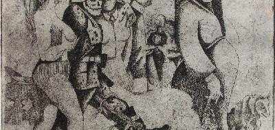 Летом 1918 года молодой немецкий санитар и поэт Бертольд Брехт написал балладу «Легенда о мертвом солдате» (Legende vom toten Soldaten), в сатирической форме раскрывающую ужас и абсурд империалистической бойни. Именно за эту балладу нацисты позднее лишили Брехта немецкого гражданства и включили в расстрельные списки. Вот здесь вы можете ознакомиться с немецким оригинальным текстом и русским поэтическим переводом (который, как и все поэтические переводы, во многом искажает оригинальный смысл стихотворения). О чем этот стих?