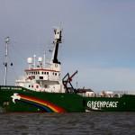 «Пиратство» активистов Greenpeace и интересы монополий