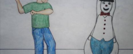 Давно хотел написать серию про влияние образцов насилия на экране или в жизни на агрессивное поведение тех, кто на это смотрит и это воспроизводит в собственных поступках, отчего бывают всякие общественные проблемы с агрессией [1]. Первая часть посвящена опытам Альберта Бандуры, связанным с моделированием агрессии по [экранному] образцу у детей дошкольного и младшего школьного возраста.