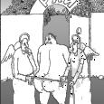 «Австрийский естествоиспытатель Рейшек, проведший на Новой Зеландии безвыездно свыше 10 лет, рассказывает, между прочим, следующий эпизод: «В бытность свою в King Country, на территории маори, где раньше меня, как я думал, не ступала нога белого человека, я заметил, к своему удивлению, остатки европейских поселений, и спросил короля [маори], откуда могли взяться эти  развалины в области, куда доступ европейцев был категорически запрещён. Он поведал мне следующую историю: - Однажды пришёл к нам мирный человек, миссионер. Мой отец и все мы полюбили его, так как он никому не делал зла и помогал плохим людям исправляться. Мы жили с ним мирно и научились у него многим хорошим вещам. Потом пришёл второй миссионер: он стал нам говорить о боге не то, что говорил первый, и утверждал, что его бог лучше, чем бог первого миссионера. У него тоже оказались последователи, и маори разделились на две партии, но жили сначала мирно. И вот явился третий миссионер. Он стал проповедывать третьего бога.   Тогда мы собрали совет из вождей и старейших членов нашего племени и постановили, что все миссионеры должны оставить нашу страну и могут вернуться лишь после того, как придут к соглашению между собою о боге; потому что правда может быть только одна, и истинный бог - только один. Если они сойдутся между собою и вернутся к нам обратно, мы послушаем их проповедь и решим это дело. Если же миссионеры не послушают этого решения наших вождей и старейшин, они будут умерщвлены.   Два последних миссионера не хотели уходить. Тогда мы убили их, и то, что ты теперь видишь - остатки их ферм»