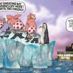 Кто оплачивает поход против глобального потепления?