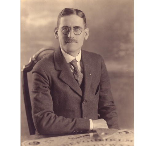 Уильям Фалд.