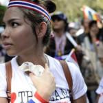 Кто и против кого выступал в Таиланде в минувшем году. Портрет противников