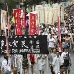 Свобода слова в Гонконге и на Тайване