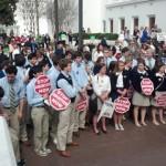 Черное сердце Юга: Алабама против женщин