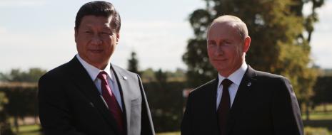 Ситуация на Украине породила довольно большое количество около и просто конспирологических теорий, в которых на равных фигурировало много игроков, начиная с ЕС и заканчивая Китаем.