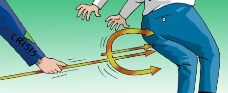 После нескольких лет экономического спада во многих странах Евросоюза, усугубленных суровой политикой жёсткой экономики, диктуемой им Евросоюзом и МВФ, рост в крупнейшей экономике ЕС, Германии...