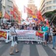 Коллективы коммунистической молодежи (КХК) и Коммунистическая партия народа Андалусии (КПНА-КПНИ) 6-7 июня приняли участие в ряде антимонархических выступлений в различных провинциях Андалусии.