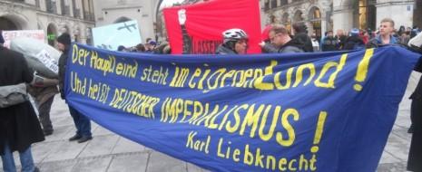 """Выступление Гаука """"об ощущениях"""" - очередной призыв германской элиты к более агрессивной внешней политике ФРГ, то есть, военной защите своих империалистических интересов (""""принятие ответственности""""), и к новым военным..."""