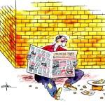 Испания: Обвал за Пиренеями