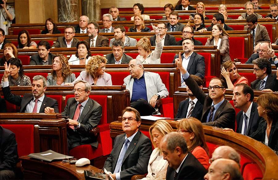 парламенткаталонии