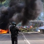 Десяти шахтерам грозит до пяти лет заключения за «массовые беспорядки»
