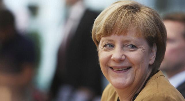 Канцлер Германии Ангела Меркель (фото – EFE)