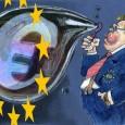 """Практически сразу после начавшегося 10 июля 2014 сброса акций португальского банковского сектора упали акции в ЕС и США. Финансовые эксперты уже хором сетуют на """"опасения, что европейский долговой кризис возрождается""""."""