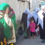 Положение женщины и патриархальная реакция в Центральной Азии