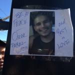 Протесты в Сиэтле против убийства полицейскими Оскара Переса-Хирона