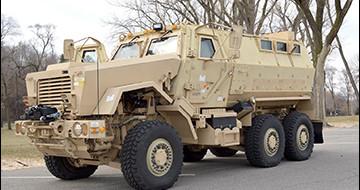 В интервью каналу Fox-59 сержант полиции округа Морган (Индиана) признал, что рост милитаризации внутренних полицейских управлений, отчасти, происходит для того, чтобы справиться с возвращающимися с войн ветеранами...