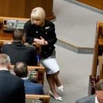 Культура так и прёт: В.Нуланд и колониальный парламент Украины