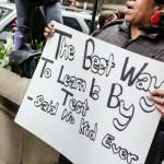 Учителя Фонду Гейтсов: Прекратите продавливать корпоративную реформу образования!