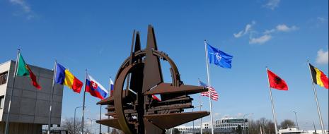 """Создание новых сил быстрого реагирования стран НАТО менее всего говорит об """"ответе на вызов России"""" нежели о том, что и у ближайшего союзника США, Великобритании, есть свои интересы. В глаза бросается обилие лимитрофов, Балтийских стран вообще, а также стран..."""