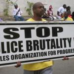 Полиция Ньюарка: виновна в расизме!