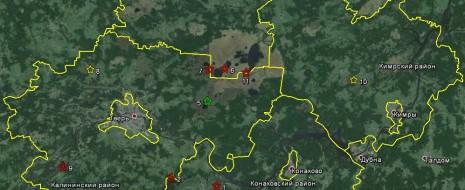 20 июля 2014 года учтенная площадь покрытых лесом земель, пройденная лесными пожарами с начала года, превысила официально учтенную площадь, пройденную лесными пожарами за весь пожароопасный сезон катастрофического 2010...