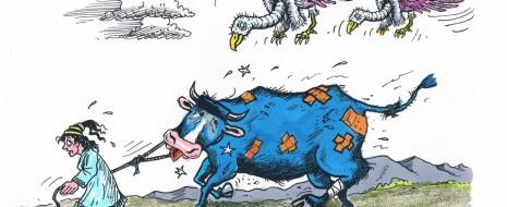 """Общие тенденции последних выборов в Европарламент, состоявшихся 22-25 мая 2014 в, без малого, трёх десятках стран ЕС, в принципе, уже очевидны читателям моего блога, следившим за """"мононациональными"""" обзорами результатов..."""