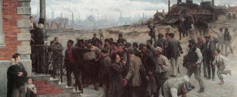 Представлен анализ данных анкетирования рабочих, поддерживающих СДПГ и её членов, а также просто разных рабочих Германии 1910 и 1920-х гг., с интересными параллелями по другим странам. Поражают две вещи, сейчас исчезнувшие...