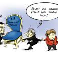 Вскоре после майских выборов в Европарламент руководящие органы ЕС стал раздирать ожесточённый внутренний конфликт из-за должности председателя Европейской комиссии. За пропихиванием Германией правого консерватора...