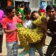Полиция Бангладеш использовала слезоточивый газ и штурмовала здание пошивочной фабрики, где забаррикадировались рабочие, проводящие голодную забастовку. Вооруженные дубинками полицейские заставили 400 рабочих бежать с фабрики в Дакке, где они уже 10 дней бастовали, требуя выплаты долгов по зарплате и премиальных.