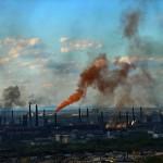 Факторы формирования экологической ситуации в городах РФ