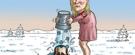 Французский политический кризис - он шустрый. Состав нового левоцентристского правительства Вальса был объявлен 26 августа 2014, - а уже 4 сентября из него с скандалом, хоть и приглушённым, вылетел первый по счёту член кабинета. Социалиста месье Тевено, secrétaire...