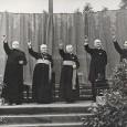 Сейчас клерикалы, и особенно католические, активно распространяют миф об «антихристианской сущности Третьего Рейха», чтобы скрыть профашистские и загитлеровские симпатии собственной организации в означенную эпоху. В частности, отмыванию церквей от...