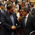 Парламент Каталонии принял закон о референдумах
