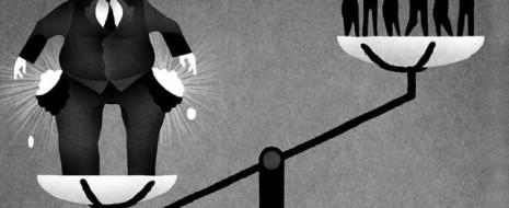 """Ещё в докладе ОЭСР за 2011 отмечалось, что """"неравенство доходов среди людей трудоспособного возраста растёт в Британии быстрее, чем в любой другой развитой стране с середины 1970-х"""". Аналитики ОЭСР отмечали: узкий слой супербогачей более, чем вдвое увеличил с..."""