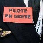 Забастовщики высокого полёта
