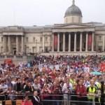 Тысячи англичан протестуют против приватизации здравоохранения
