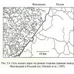 Экосистемные последствия лесоэксплуатации: Восточная Финляндия vs Карелия