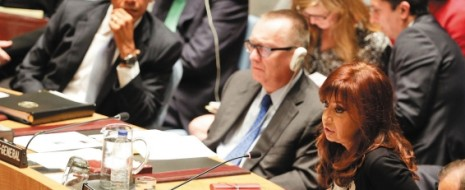 Воинственный тон выступления Кристины Киршнер в ООН в отношении США и ее резкие высказывания в отношении крупных государств, не оказавших ей поддержки в борьбе с хеджевыми фондами (или фондами-стервятниками, как их называют в Аргентине), способствовали...
