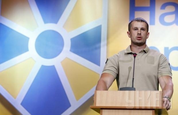А.Белецкий (СНА) выдвигается депутатом от НарФронта (Турчинов и Яценюк)