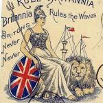 Имперский гимн — суть «европейского» капитализма