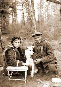 """Лариса Попугаева - одна из трёх первооткрывательниц советских алмазов. На следующий день после открытия трубки """"Зарница"""""""