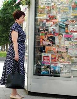 Среди современной российской периодики научно-популярных журналов не видать.