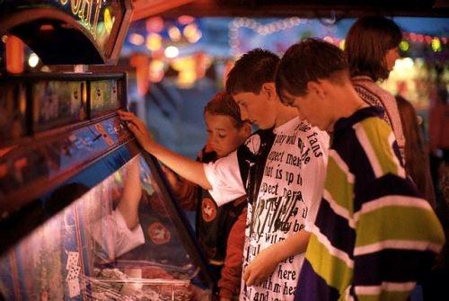 Страсть подростков к игровым автоматам можно объяснить их гипертрофированной тягой к награде. (Фото Paul Souders.)