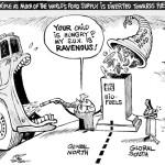 Высокие цены на продовольствие не зависят от урожая