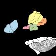 Происхождение языка можно понять по аналогии с синестезией – через моделирование мышечными движениями звукопроизводящего аппарата наиболее абстрактных свойств той (трудовой) деятельности, которой в данный момент заняты руки и ноги человека (синкинезию).