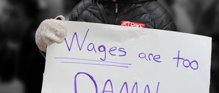 Согласно докладу МОТ, опубликованному 5 декабря 2014, в большинстве промышленно развитых стран реальные зарплаты работников снижаются, в то время как производительность труда продолжает расти. Как результат, профит капиталистического класса постоянно...