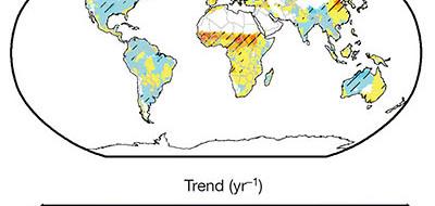 В последние годы засухи в штате Калифорния чрезвычайно сильны, но насколько они необычны, если посмотреть на большие временные масштабы?