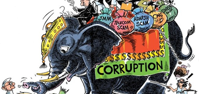 Коррупция в нашей стране оказывается теснейшим образом связана с её зависимым положением в мировой системе и с господством тех классов, кто выигрывает от этого положения.
